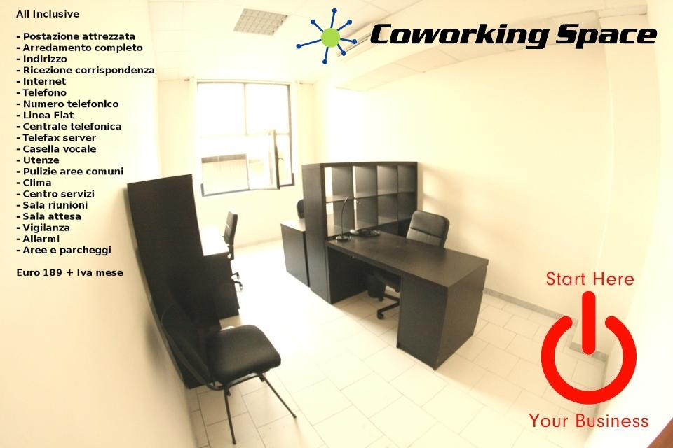 Box24 coworking affitto ufficio coworking napoli for Uffici condivisi